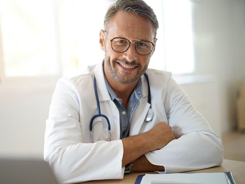 DoctorSmiling