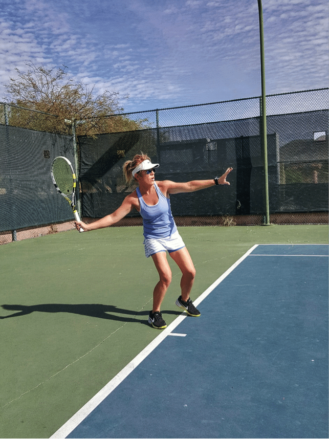 I believe I have SottoPelle® to thank for helping improve my game in my fifties!
